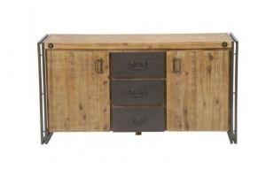 Комод из дерева Бруклин - Мебельная фабрика «WOODGE»