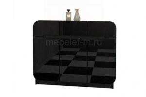Комод черный Мебелеф 42 - Мебельная фабрика «МебелеФ»