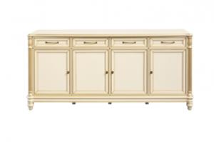 Комод четырехдверный Сервант Флоренция - Мебельная фабрика «Лорес»