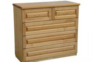 комод деревянный Классик 2 - Мебельная фабрика «ШиковМебель»