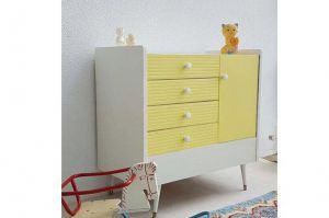 Комод детский - Мебельная фабрика «Sweet Mebel»