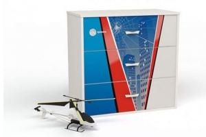 Комод детский Человек паук - Мебельная фабрика «ABC King»