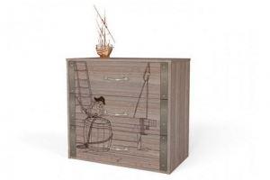 Комод детский Pirat - Мебельная фабрика «ABC King»