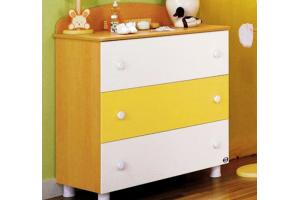 Комод для детской комнаты - Мебельная фабрика «Святогор Мебель»