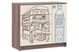 Комод для детской Лондон - Мебельная фабрика «Ваша мебель»
