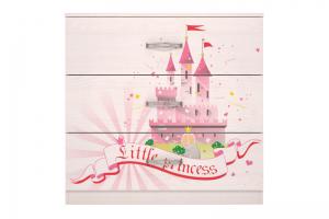 Комод для девочки Принцесса 3 - Мебельная фабрика «Ижмебель»