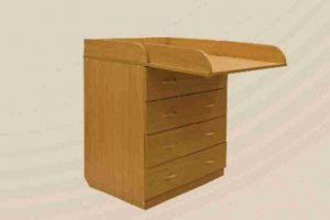 Комод для пеленания - Мебельная фабрика «Сервис Мебель»