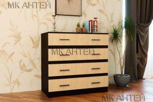Комод для спальни из ЛДСП - Мебельная фабрика «Антей»