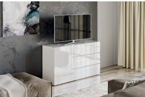 Комод глянцевый Glance тип 2 - Мебельная фабрика «ТриЯ»