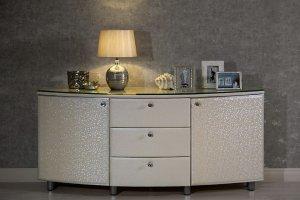 Изысканный комод Готланд NEW - Мебельная фабрика «Dream land»