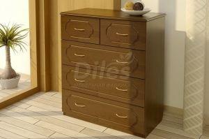 Комод из дерева Елена - Мебельная фабрика «Diles»
