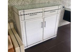 Комод из искусственного ротанга 04-108 - Мебельная фабрика «АртРотанг»