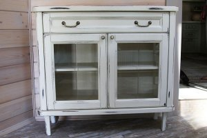 Комод из массива - Мебельная фабрика «Курдяшев-мебель»