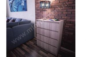 Комод К-10 4 ящика - Мебельная фабрика «Орнамент»