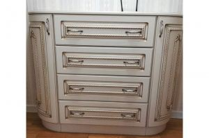 Комод классический пристенный - Мебельная фабрика «Гранд Мебель 97»