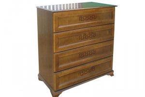 Комод классика 4 ящика - Мебельная фабрика «Pines (Пайнс)»