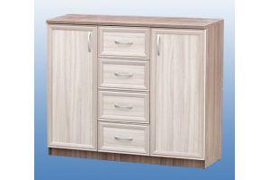 Комод КМ 2 - Мебельная фабрика «Керулен»