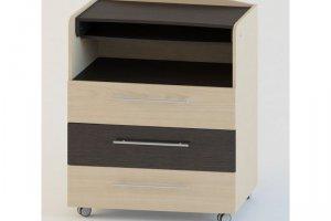 Комод Кристалл 4 комбинированный - Мебельная фабрика «Атон-мебель»