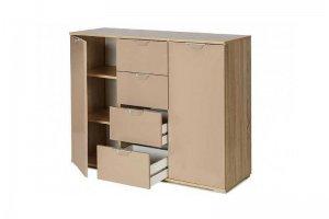 Комод Лайн 4 - Мебельная фабрика «Вентал»