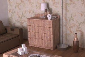 Комод ЛДСП 009 - Мебельная фабрика «Абис»