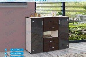 Комод Матисс - Мебельная фабрика «Январь»