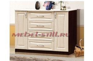 Комод МДФ 16 - Мебельная фабрика «Мебельный стиль»