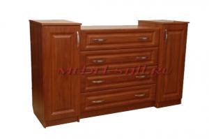 Комод МДФ 19 - Мебельная фабрика «Мебельный стиль»
