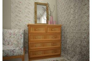 Комод Омега 1 - Мебельная фабрика «Омега»