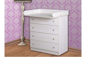Комод пеленальный - Мебельная фабрика «Наша Мебель»