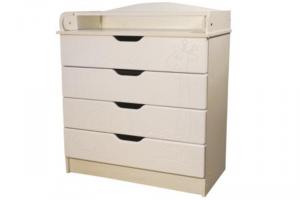 Комод пеленальный 4 ящика - Мебельная фабрика «Фато»