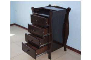 Комод Пеленальный 4 ящика - Мебельная фабрика «Няня»