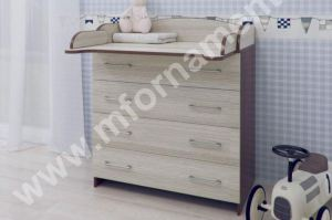 Комод пеленальный Вариант 1 - Мебельная фабрика «Орнамент»