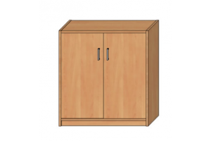 Комод распашной - Мебельная фабрика «Амира»