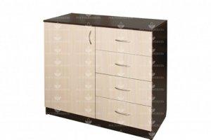 Комод распашной К 2 3 - Мебельная фабрика «Росток-мебель»
