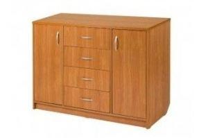 Комод распашной с ящиками - Мебельная фабрика «Амира»