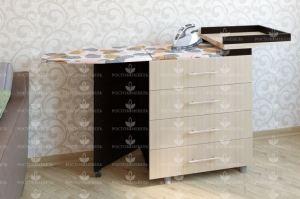 Комод с гладильной доской К 1 4 - Мебельная фабрика «Росток-мебель»