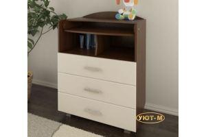 Комод с местом для пеленания - Мебельная фабрика «Уют-М»
