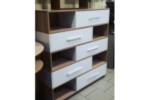 Комод с нишами - Мебельная фабрика «Альянс-АКФ»