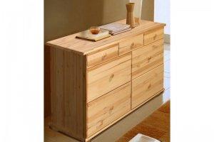 Комод с выдвижными ящиками Юнона - Мебельная фабрика «Пайнс»