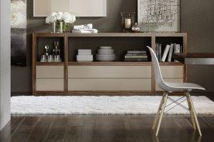 Комод с выкатными ящиками Haus - Мебельная фабрика «Sofmann»
