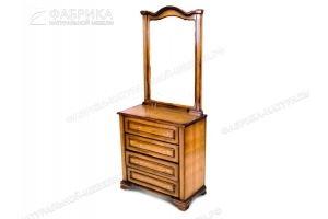 Комод с зеркалом КМ 201 - Мебельная фабрика «Фабрика натуральной мебели»
