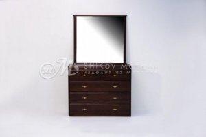 Комод с зеркалом - Мебельная фабрика «ШиковМебель»