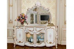 Комод с зеркалом Шейх - Мебельная фабрика «Мэри-Мебель»