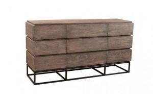 Комод из дерева Селена-2 - Мебельная фабрика «WOODGE»