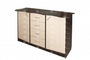 Комод широкий К 2 1 - Мебельная фабрика «Росток-мебель»