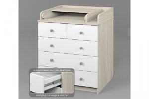Комод Сириус 2 805 ЛДСП - Мебельная фабрика «Атон-мебель»
