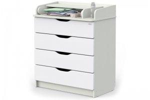 Комод Сириус 2 Wood Белый премиум - Мебельная фабрика «Атон-мебель»