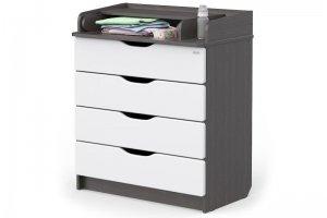 Комод Сириус 2 Wood Древесина графит - Мебельная фабрика «Атон-мебель»