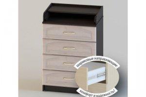 Комод Сириус 604  ПВХ - Мебельная фабрика «Атон-мебель»
