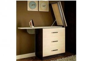 Комод со встроенной гладильной доской - Мебельная фабрика «Стандарт мебель»